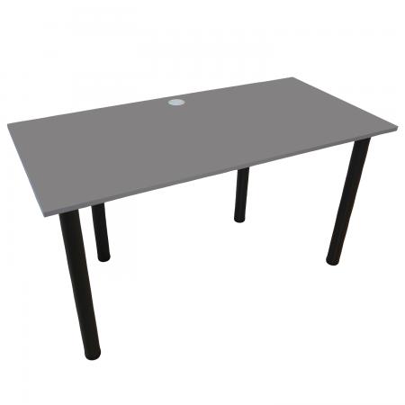 120x60 Schreibtisch Bürotisch Computertisch | Light Graphite